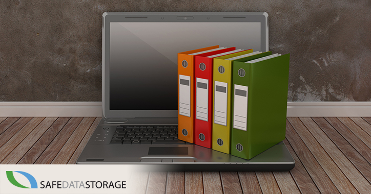 Safe data storage for educational institutions